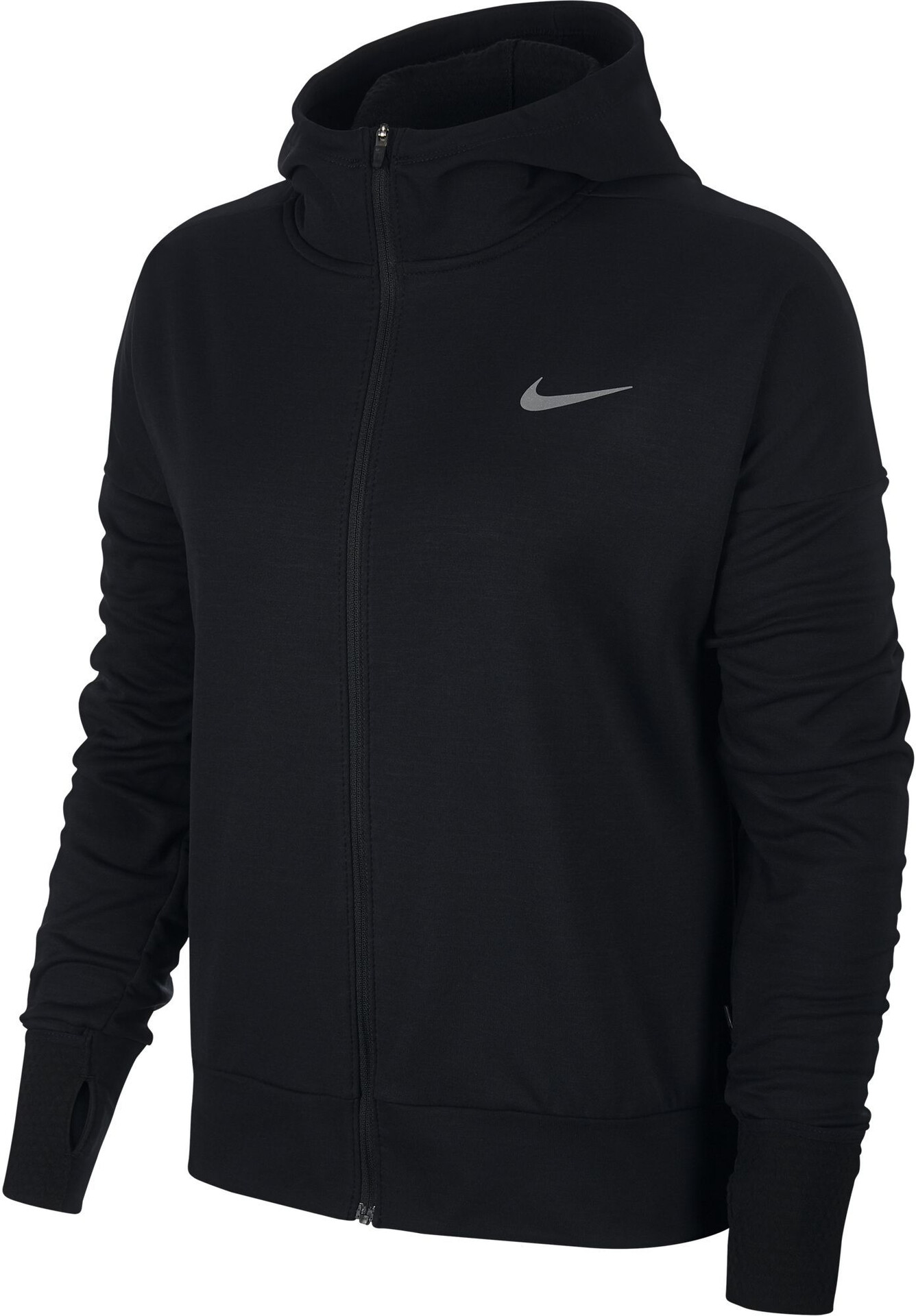 Therma Mujer Sphere Nike Chaqueta Running Negro Element yvYgb7f6